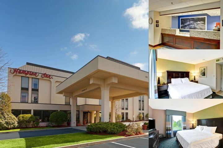 Hampton Inn New Bedford / Fairhaven photo collage