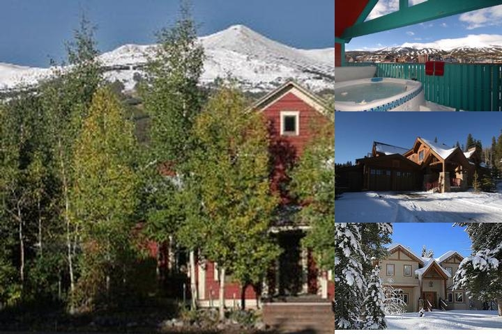 Season's Dreams Vacation Homes photo collage