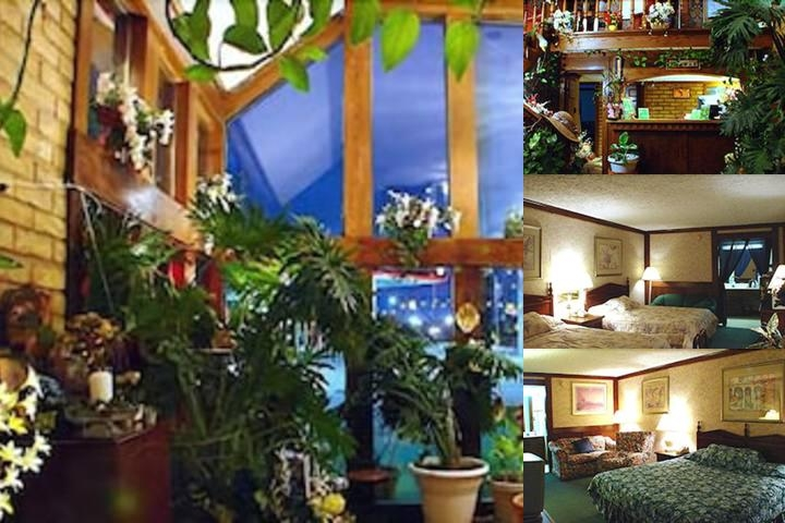 Edelweiss Inn photo collage