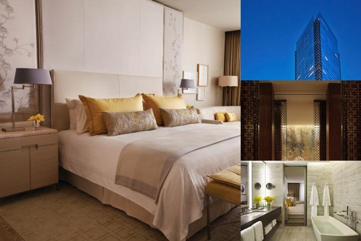 Four Seasons Hotel Toronto photo collage
