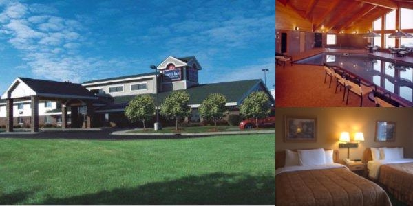Americinn Hotel photo collage