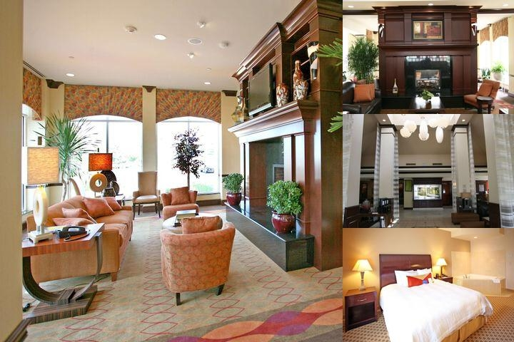 Hilton Garden Inn Blue Ash photo collage