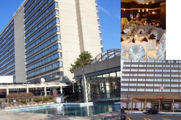 Grand Plaza Hotel photo collage