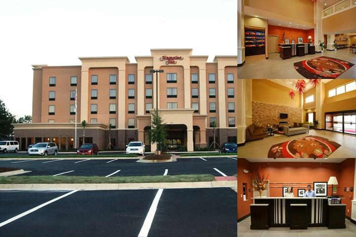 Hampton Inn Jackson / Flowood photo collage