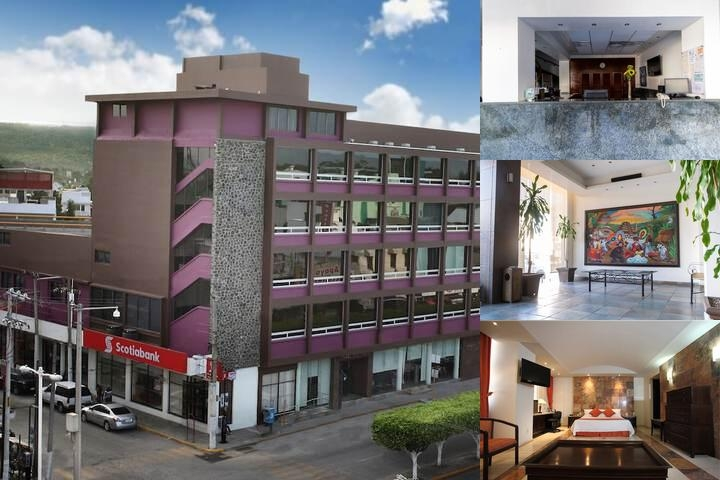Best Western Hotel Poza Rica photo collage