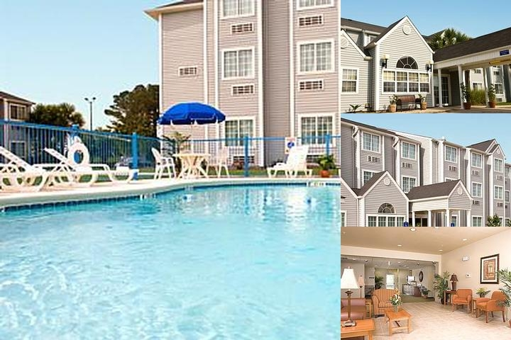 Microtel Inn & Suites Gulf Shores Al photo collage