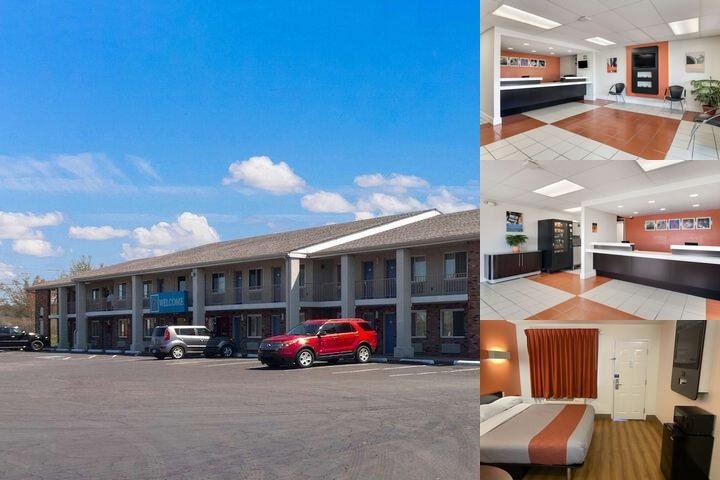 Motel 6 Youngstown photo collage