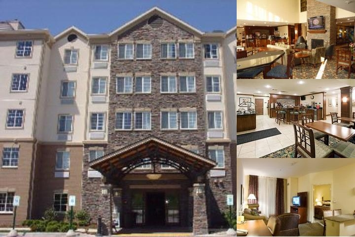 Staybridge Suites Milwaukee Airport South photo collage