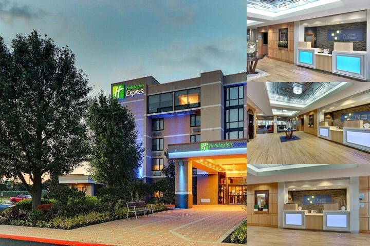 Holiday Inn Express Aberdeen photo collage