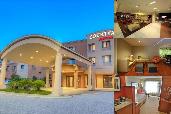 Courtyard by Marriott Biloxi North D'iberville photo collage