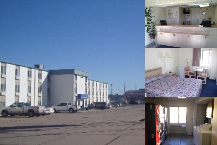 Motel 6 East photo collage