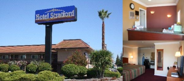 Hotel Stratford photo collage