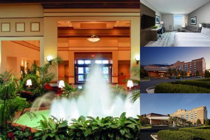 Columbus Marriott Northwest photo collage