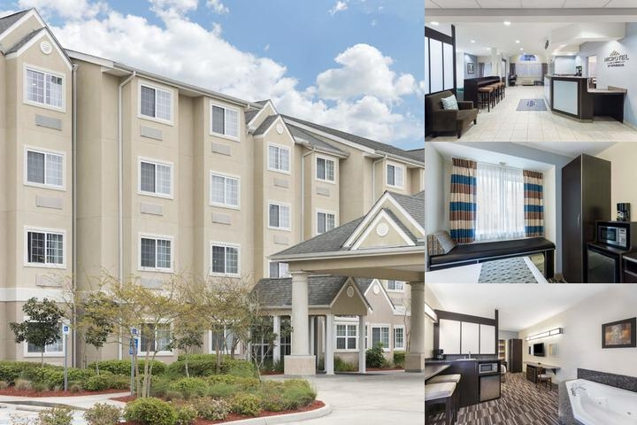 Microtel Inn & Suites Baton Rouge by Wyndham Baton Rouge Airport photo collage