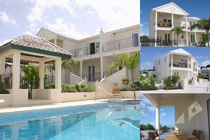 Sandown Villas Barbados photo collage