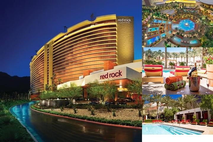 Red Rock Casino Resort & Spa photo collage