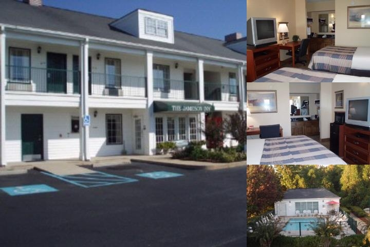 Quality Inn Lagrange photo collage