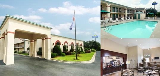 Days Inn & Suite Airport West Columbia photo collage