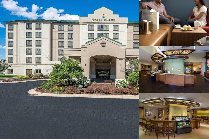 Hyatt Place Detroit / Utica photo collage