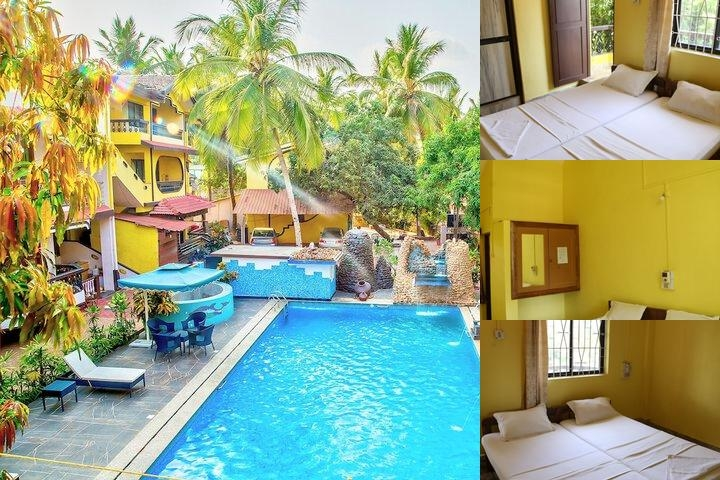 Seaview Resort photo collage