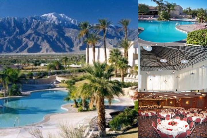 Miracle Springs Resort & Spa photo collage