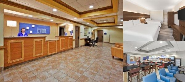 Holiday Inn Express & Suites Byron photo collage