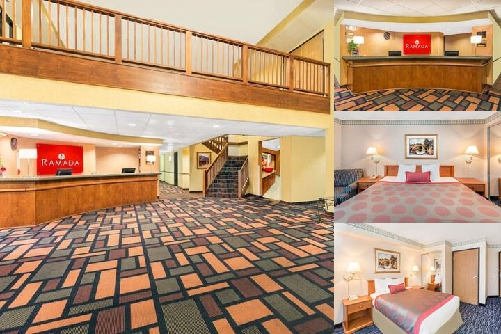 Ramada Kent Seattle Area photo collage