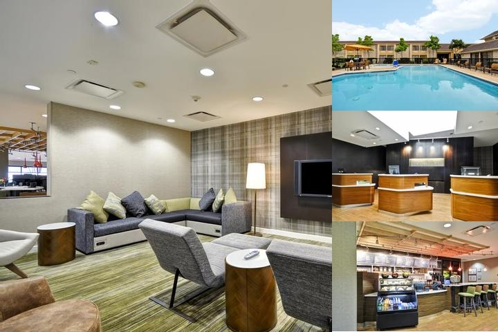 Courtyard by Marriott Houston West photo collage