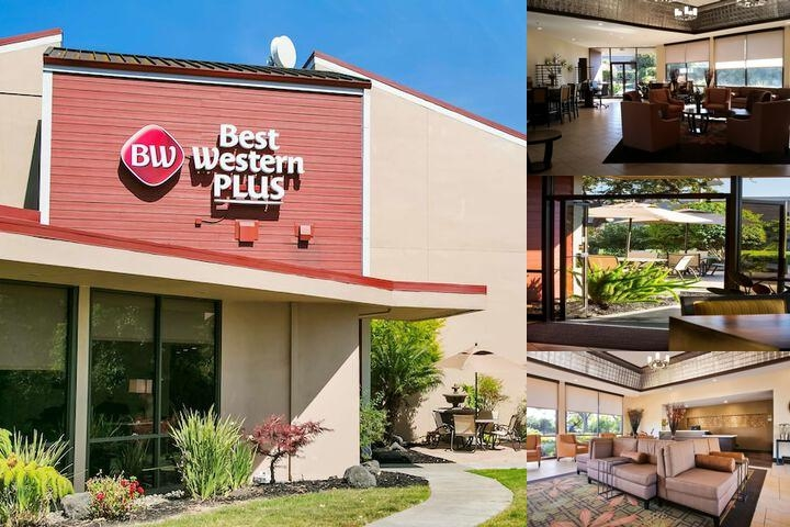 Best Western Garden Court Inn photo collage