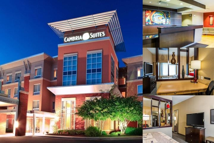 Cambria Hotel Raleigh Durham Airport photo collage