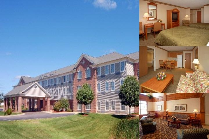 Chelsea Comfort Inn & Village Conference Center photo collage