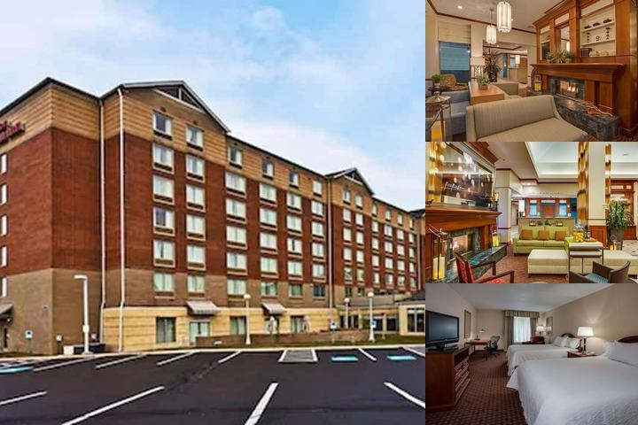 Hilton Garden Inn Cleveland Airport photo collage