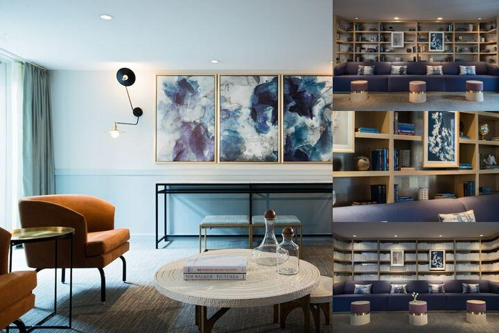 Kimpton Lorien Hotel & Spa photo collage