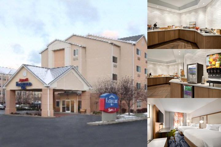 Fairfield Inn by Marriott Erie photo collage