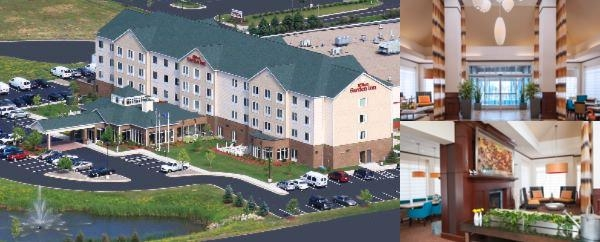 Hilton Garden Inn St. Paul / Oakdale photo collage