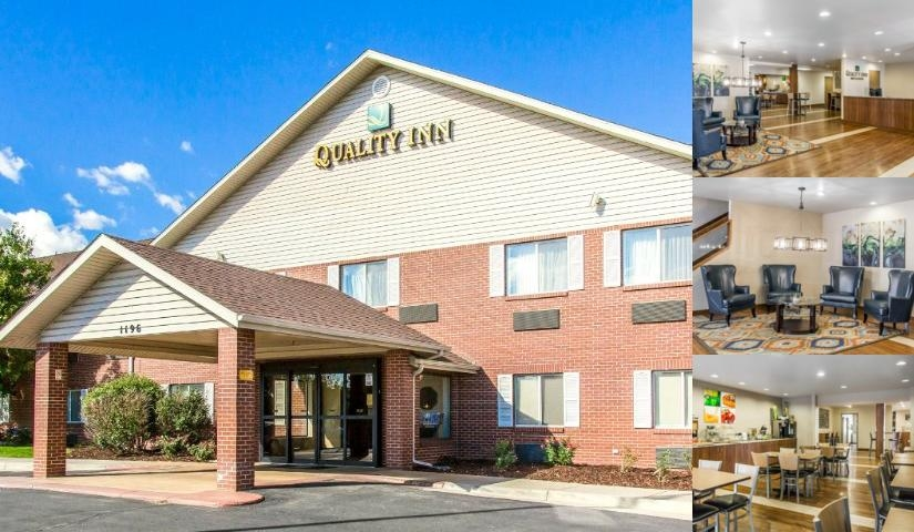 Quality Inn Denver Boulder Turnpike photo collage