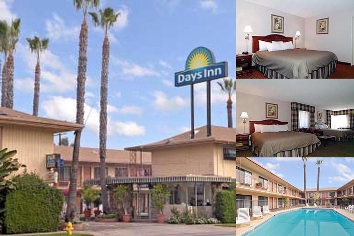 Days Inn Hollywood / Studio City photo collage