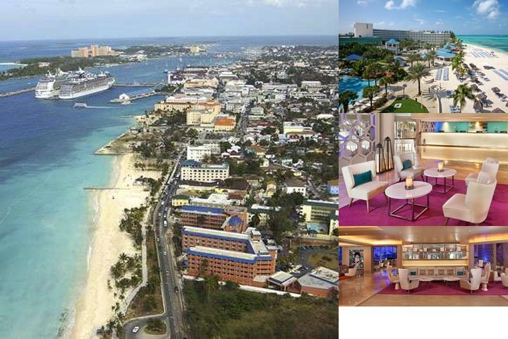Sheraton Nassau Beach Resort photo collage