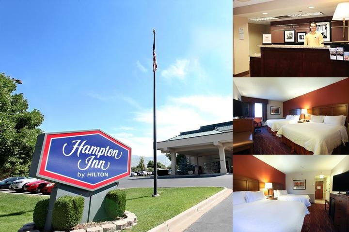 Hampton Inn Salt Lake City North photo collage