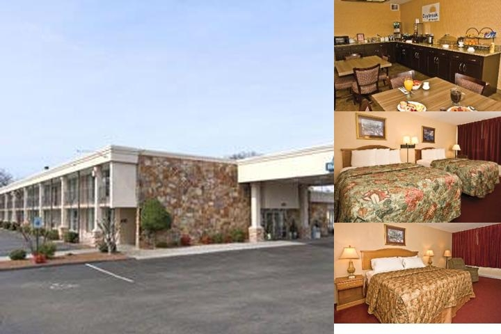 Days Inn Jackson photo collage