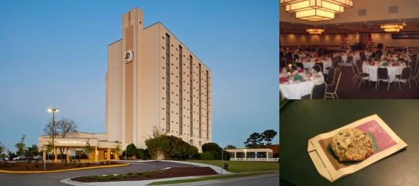 Doubletree Hotel Virginia Beach photo collage