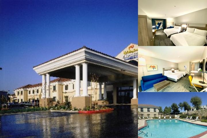 Best Western Valencia Inn photo collage