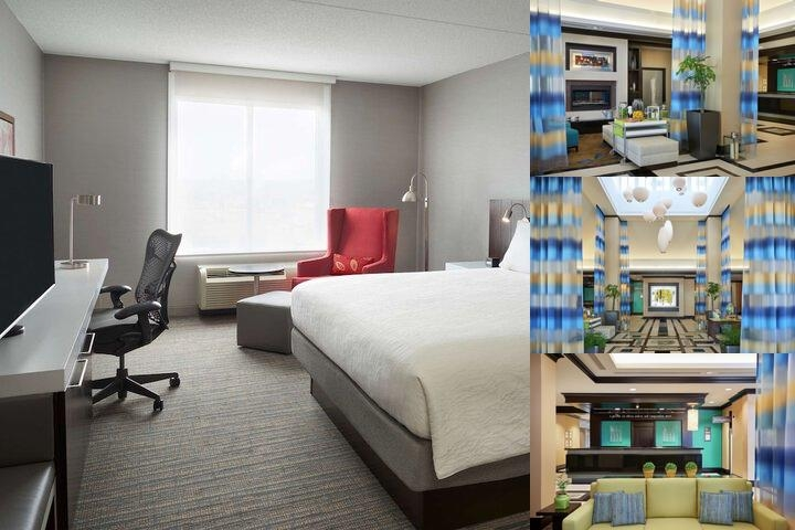 Hilton Garden Inn Toronto Airport West Mississauga photo collage