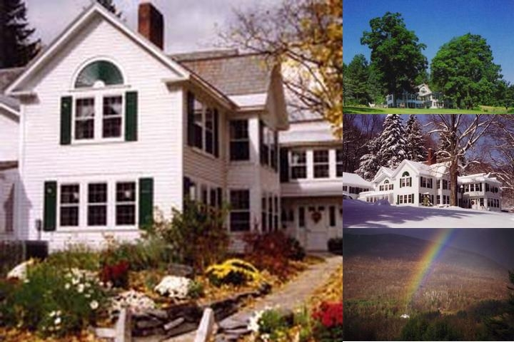 Arlington's West Mountain Inn photo collage