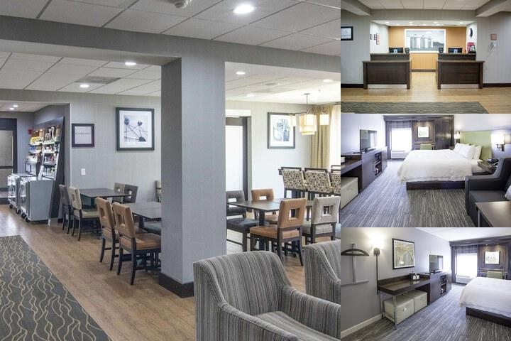 Hampton Inn 1 10 West Energy Corridor photo collage