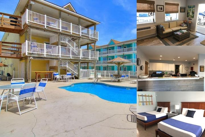 Beachgate Condosuites & Motel photo collage