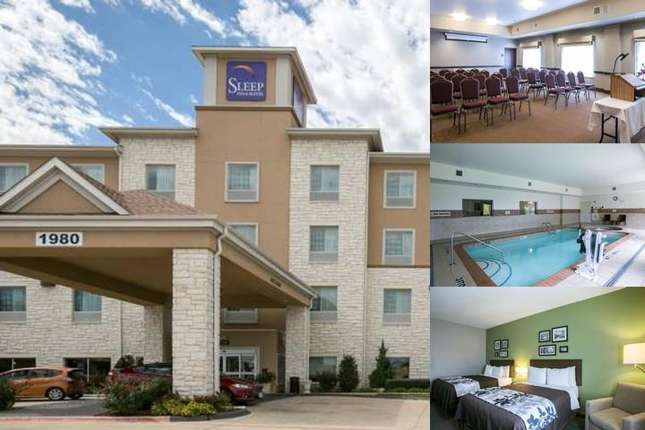 Sleep Inn & Suites Round Rock photo collage