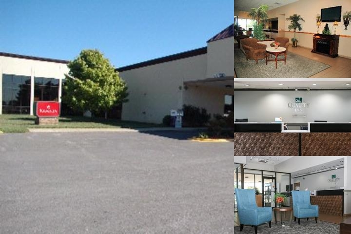 Ramada Owensboro photo collage