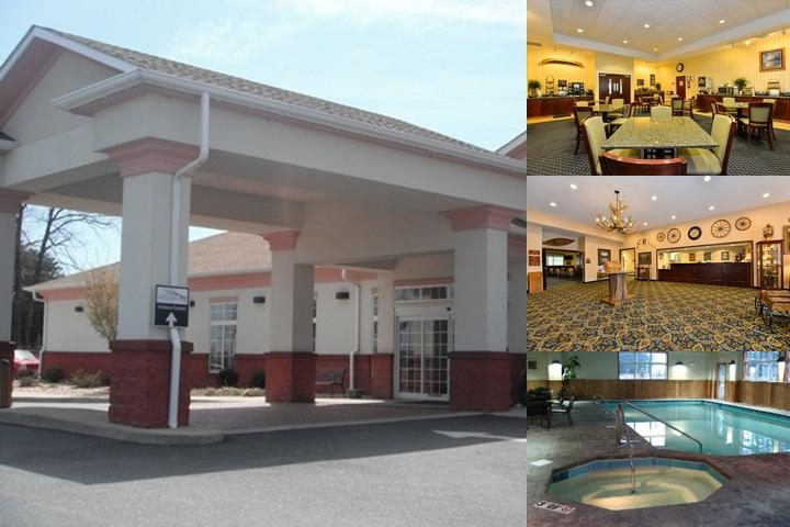 Best Western Plus Crossroads Inn & Ste photo collage