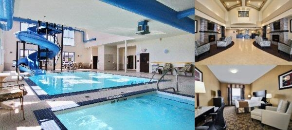 Best Western Plus South Edmonton Inn & Suites photo collage